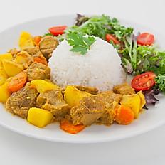CARNE DE PANELA  (Brazilian Beef Stew)