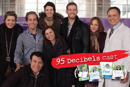 95 Decibels DVD