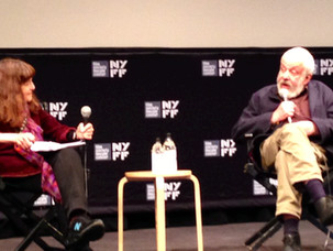 A Conversation with Mike Leigh