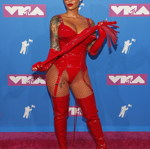 7 Times When Celebs Brought Kink To The Red Carpet