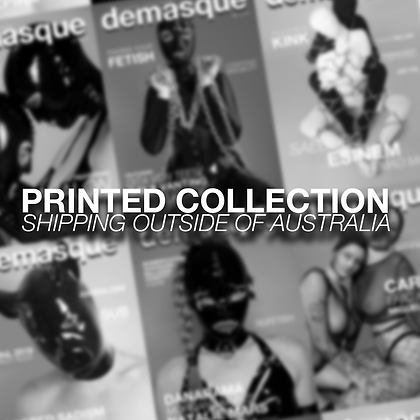 PRINTED COLLECTION: Outside of Australia