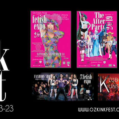 OZ KINK FEST 2019: Everything You Need To Know!