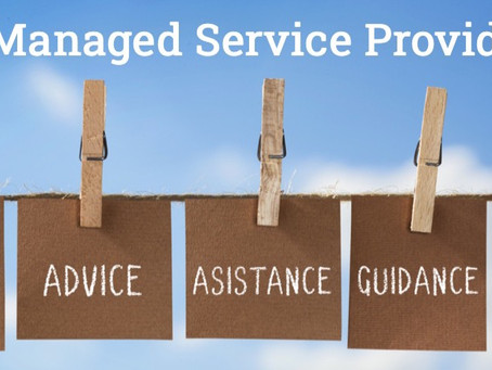 IT Managed Service Provider for Small Businesses
