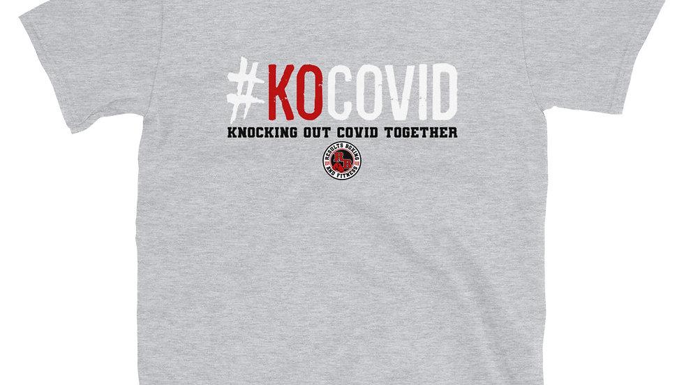 #KOcovid | Member Gear | Adult Tee | Grey