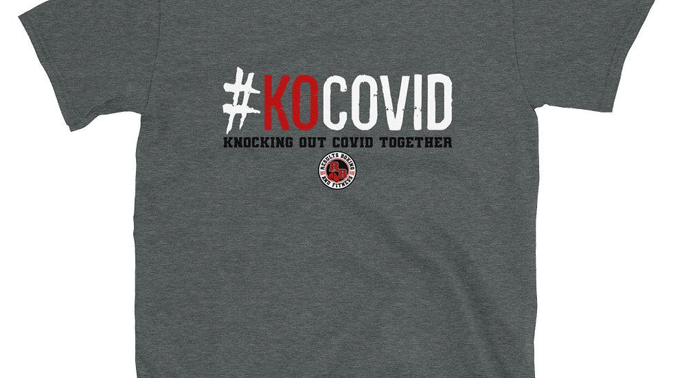 #KOcovid | Member Merch | Tee | Grey