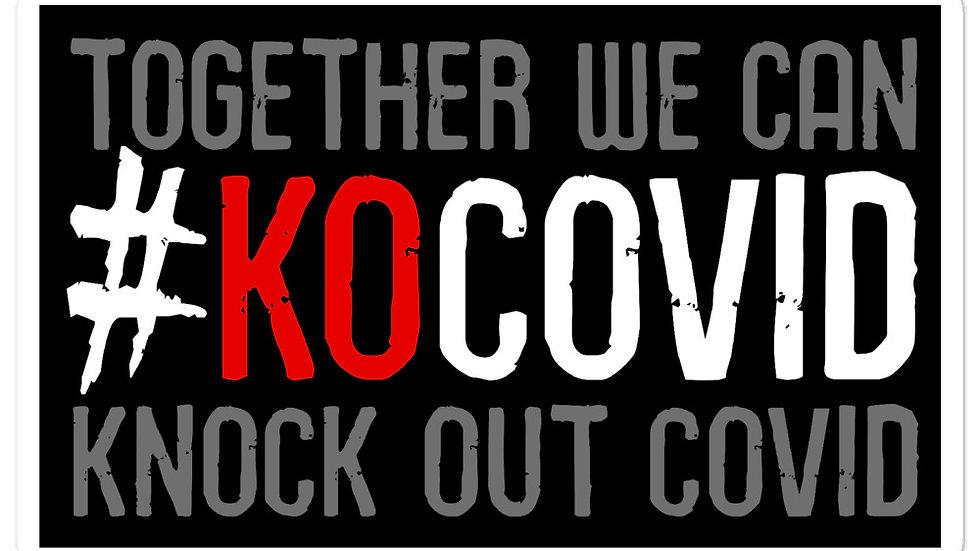 #KOcovid | Sticker