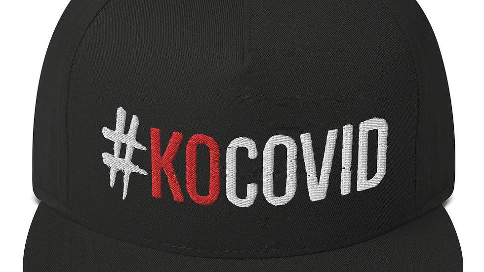 #KOcovid | Logo | Baseball Cap | Red