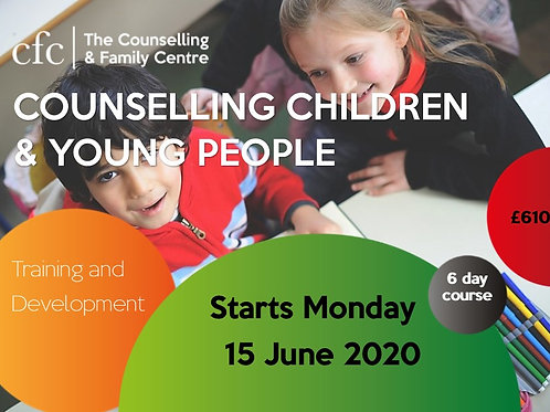 Counselling Children & Young People