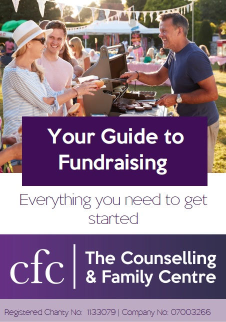 Fundraising guide cover picture