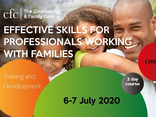 Effective Skills for Professionals Working with Families