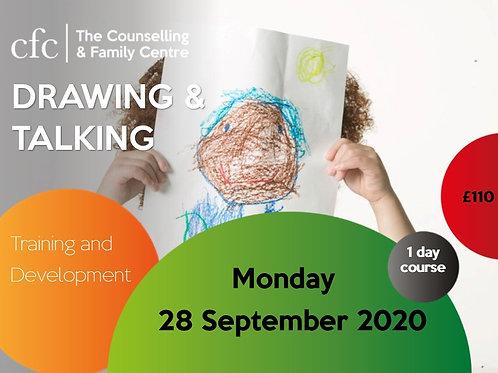 Drawing & Talking
