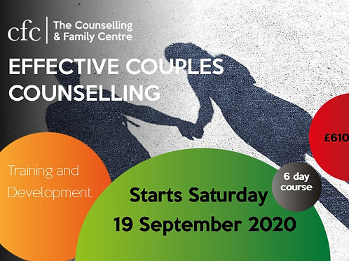 Effective Couples Counselling