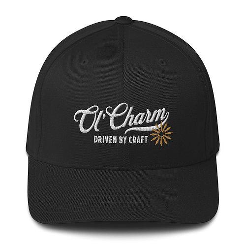 Ol' Charm Structured Twill Cap