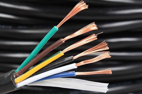 Widely Used PVC Copper Wire Pure Copper