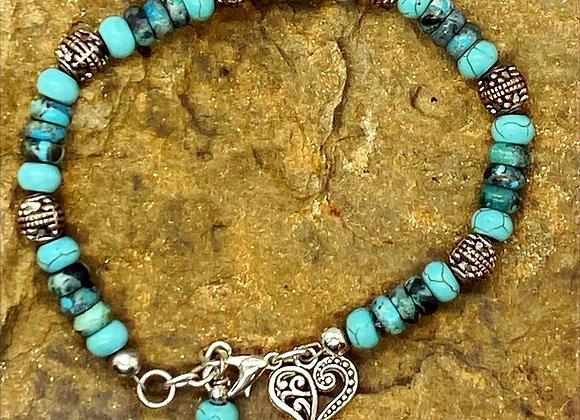 Southwest Turquoise Bracelet
