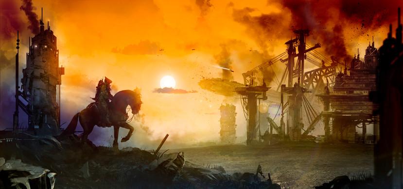 Concept Art New War
