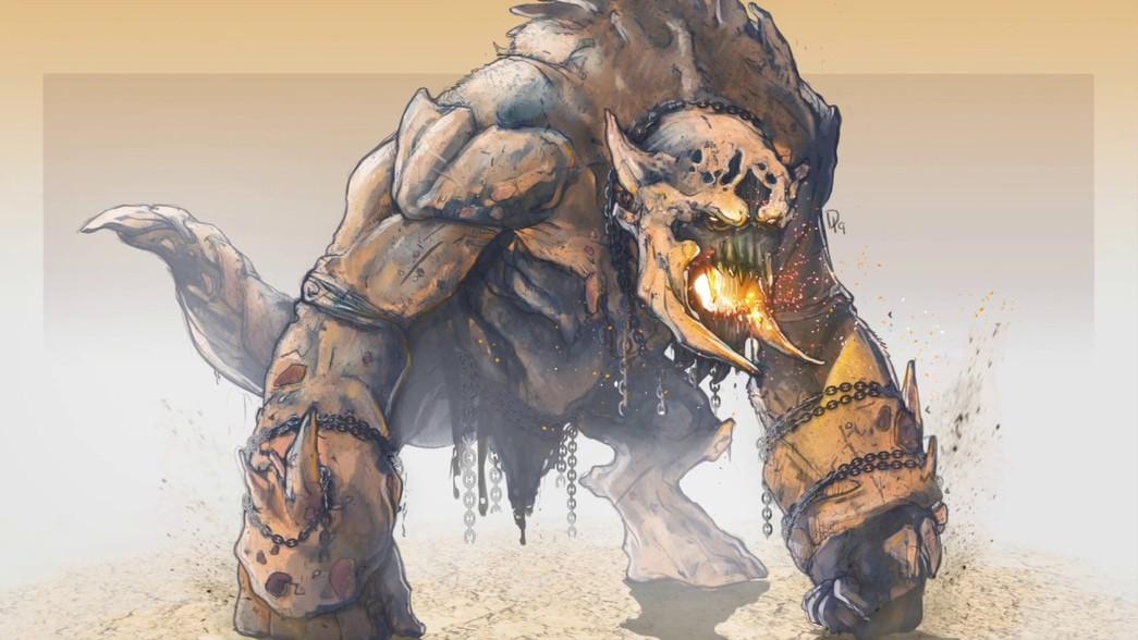 Bestia del Desierto