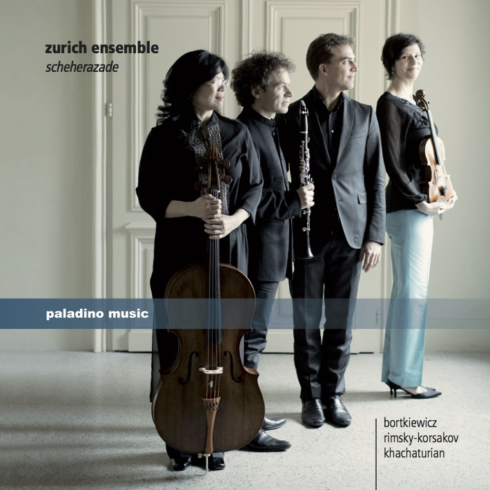 Zurich Ensemble CD Scheherazade