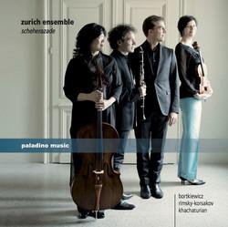 Zurich Ensemble CD Scheherazade