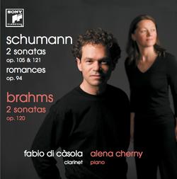 Brahms Schumann CD
