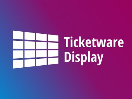 Ticketware Display