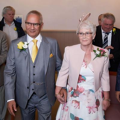 Christine and Robert