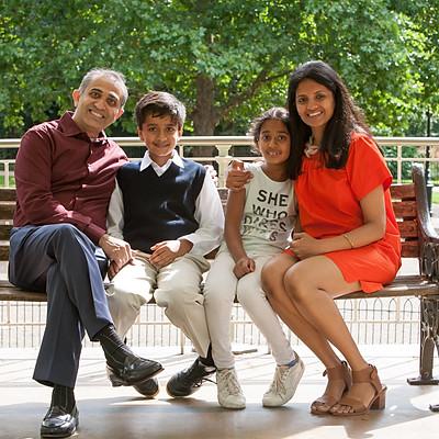 Rushi Family, Hyde Park
