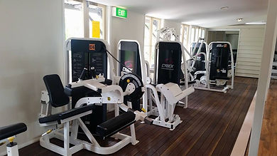 selectorised strength equipment