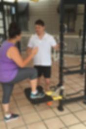 cassandra dodd personal trainer