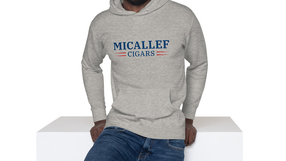 Micallef Cigars Unisex Hoodie