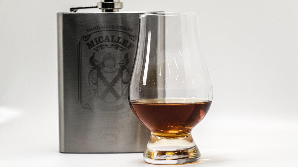 Micallef 8oz Flask