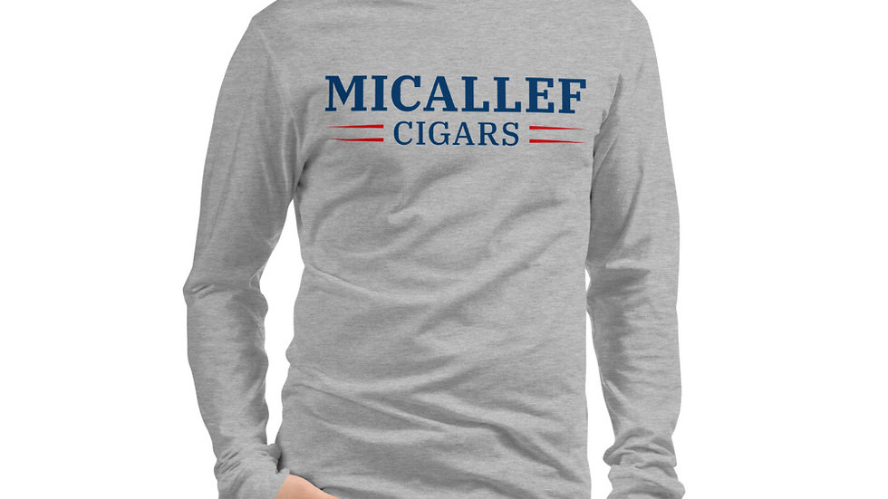 Micallef Cigars Unisex Long Sleeve Tee