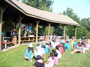 Bible Day Camp at Heritage Presbyterian Church