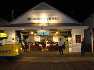 Evangelism and Service Mission at the Boardwalk Chapel