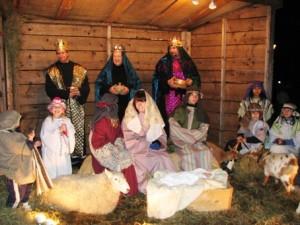 15th Annual Warrenton Live Nativity