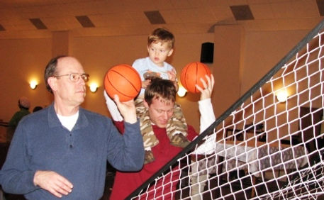Family Friday Fun Nights at Heritage Presbyterian Church