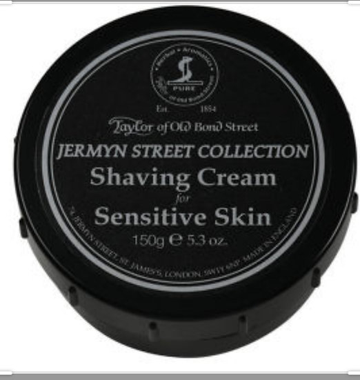 "Taylor of Old Bond Street ""Sensitive Skin"""