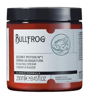 Bullfrog Crema da rasatura 250ml
