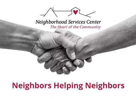 Help your Neighbors in Need!
