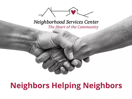 Help your Neighbors in Need!