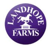 Logo for Landhope Farms