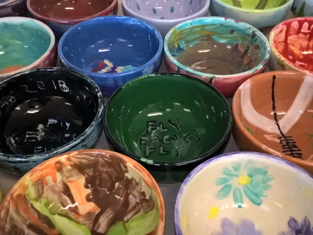 2018 Empty Bowls Luncheon