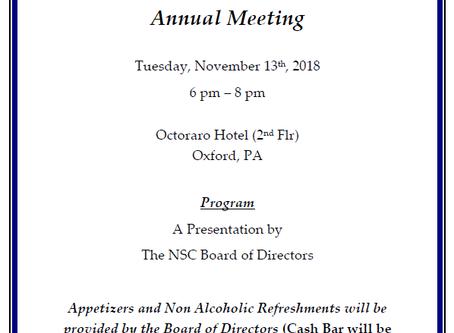 Annual Public Board Meeting