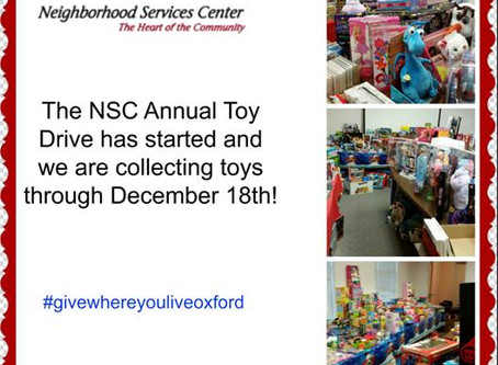 Help our local Toy Drive!