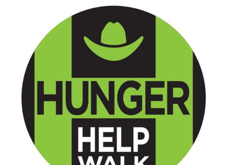 2019 Help Hunger Walk on Oct 20