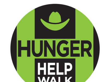 2019 Help Hunger Walk on Oct 20