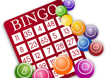 Bingo on March 21st - CANCELLED!