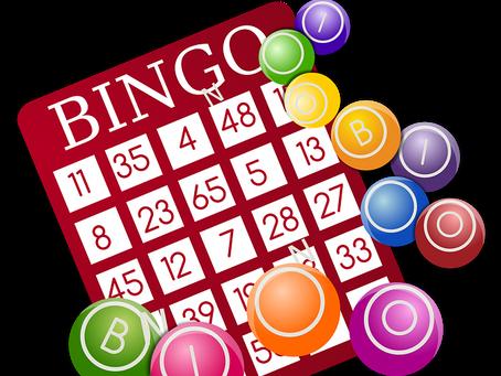 Bingo on March 21st - CANCELLED!