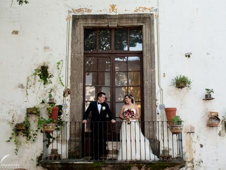 Zaira & Jesús - Wedding Day - Tlaquepaque