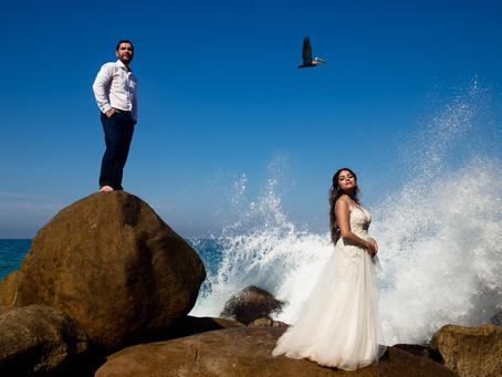 Joana & Nacho - Trash The Dress - Puerto Vallarta